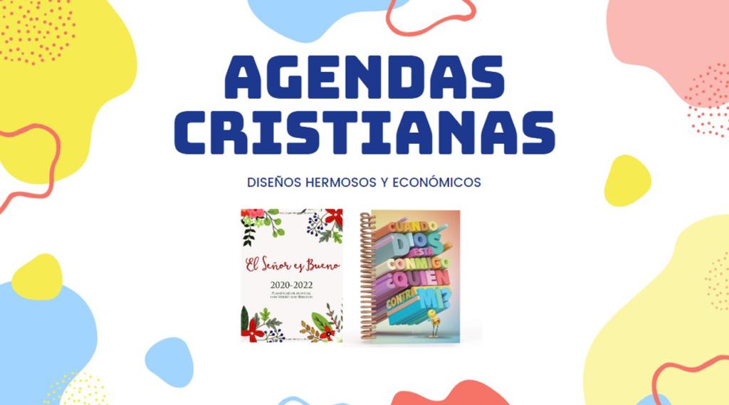 agendas cristianas en oferta