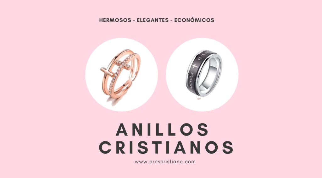 anillos cristianos bonitos y economicos