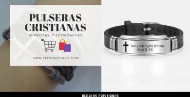 comprar pulseras cristianas