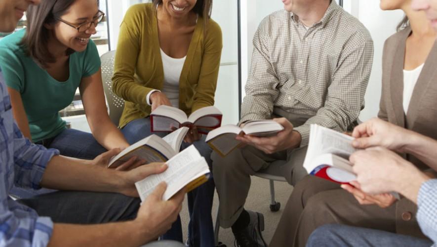 unirse a club de lectura online