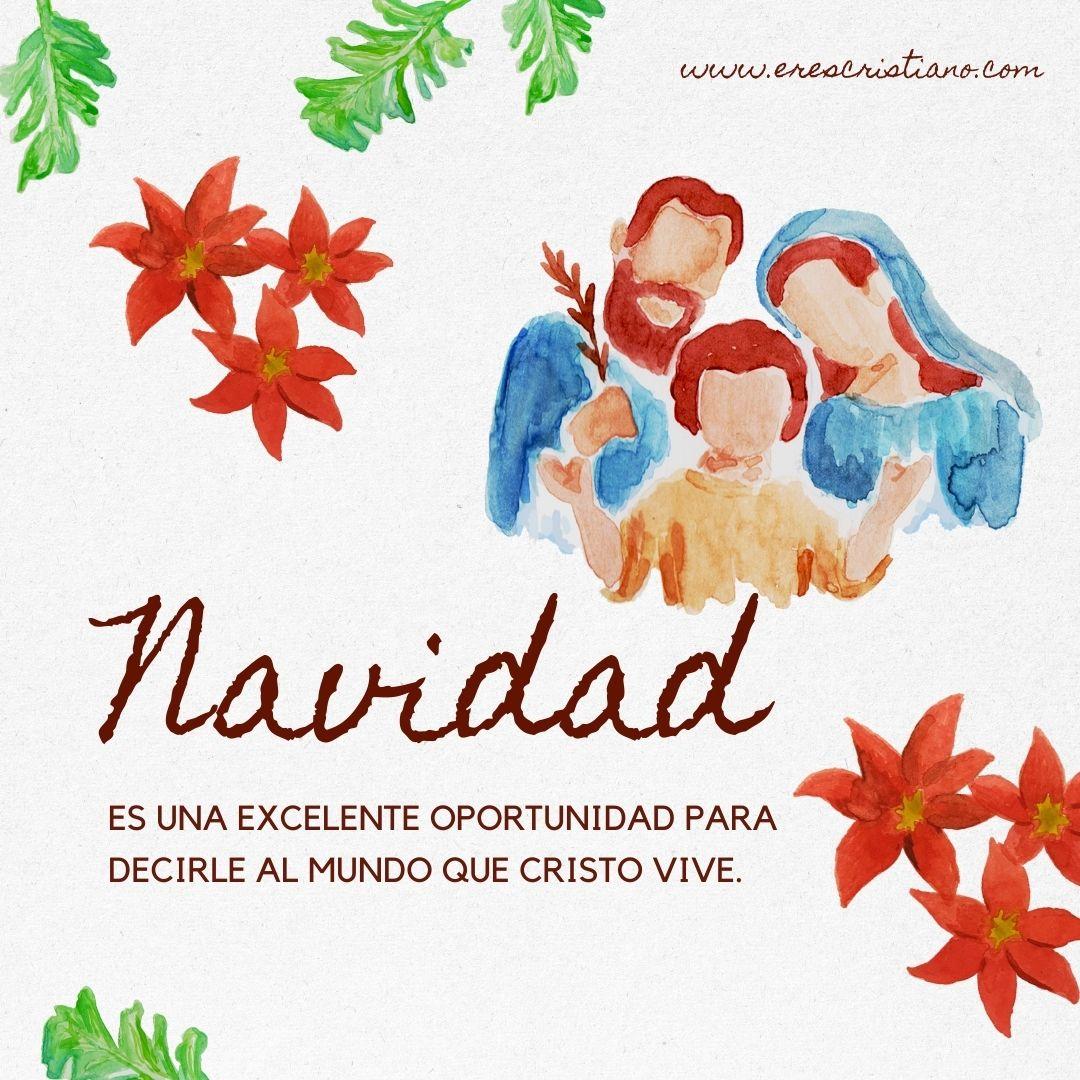 imágenes cristianas sobre la navidad