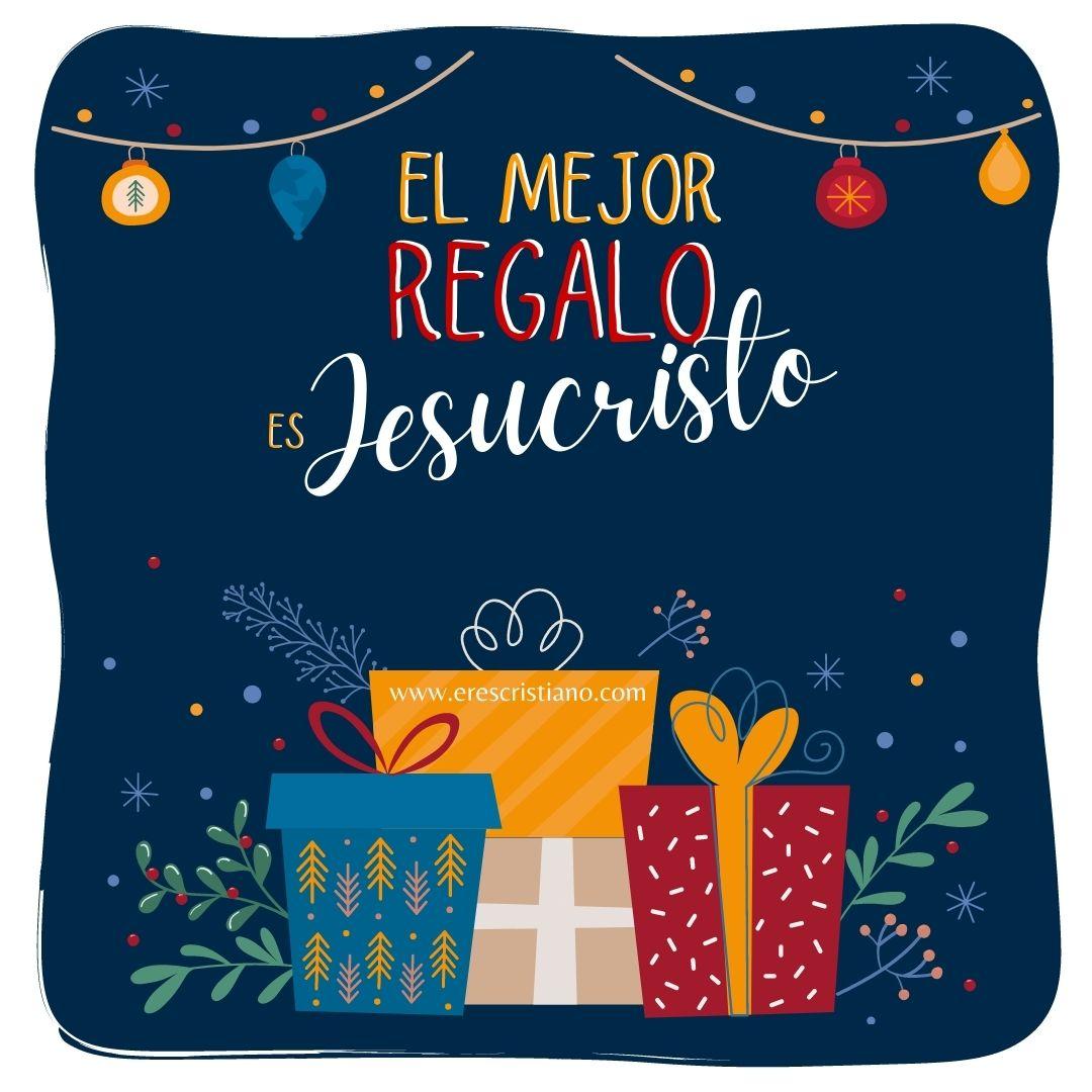 imágenes cristianas de feliz navidad