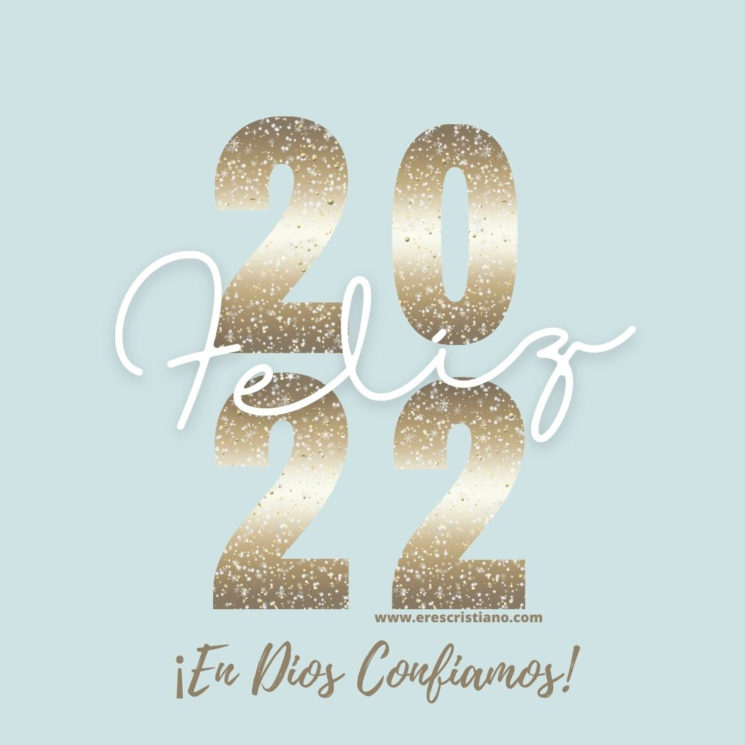 feliz año nuevo biblia