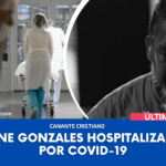 Hospitalizan a René Gonzales por COVID