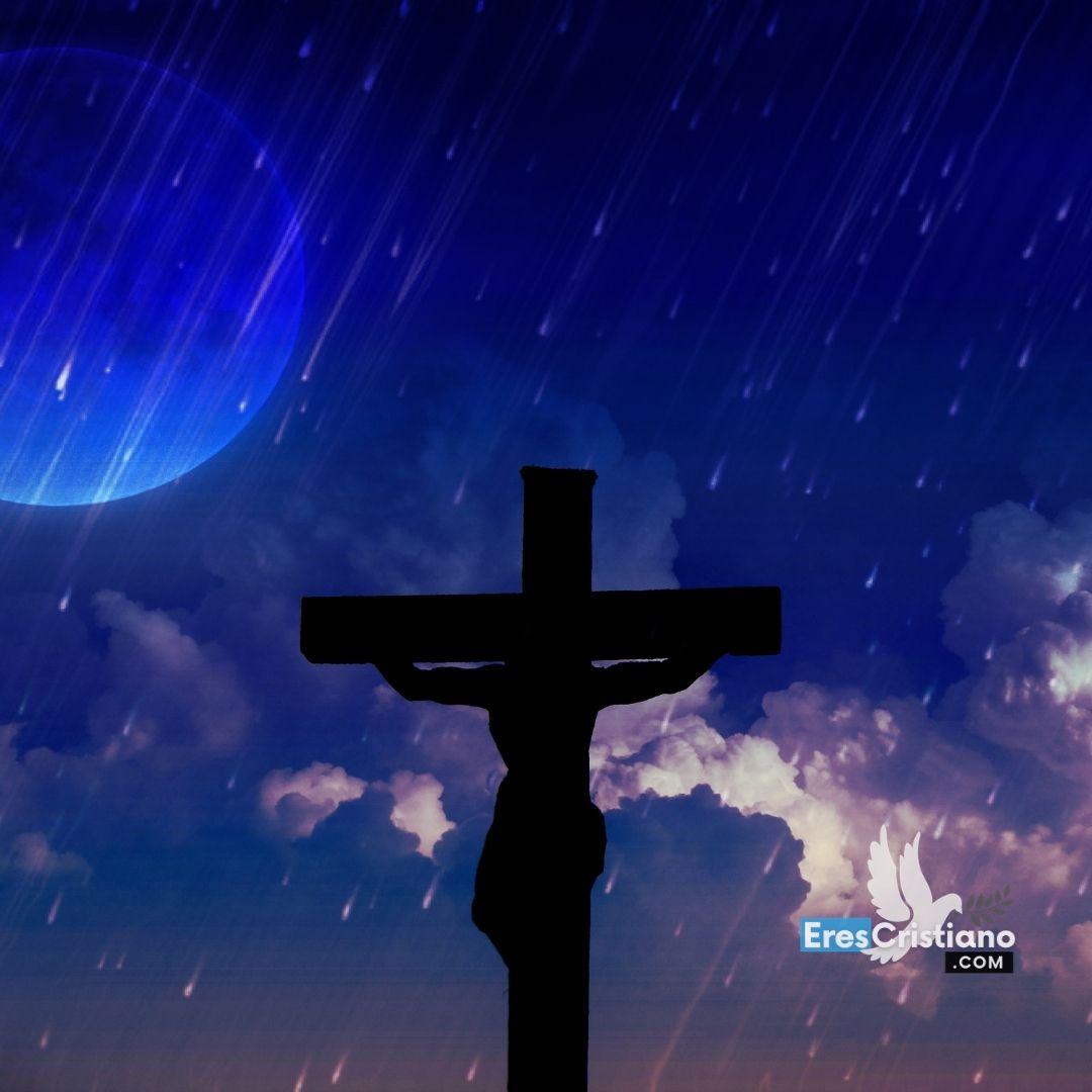 jesus vencio en la cruz biblia