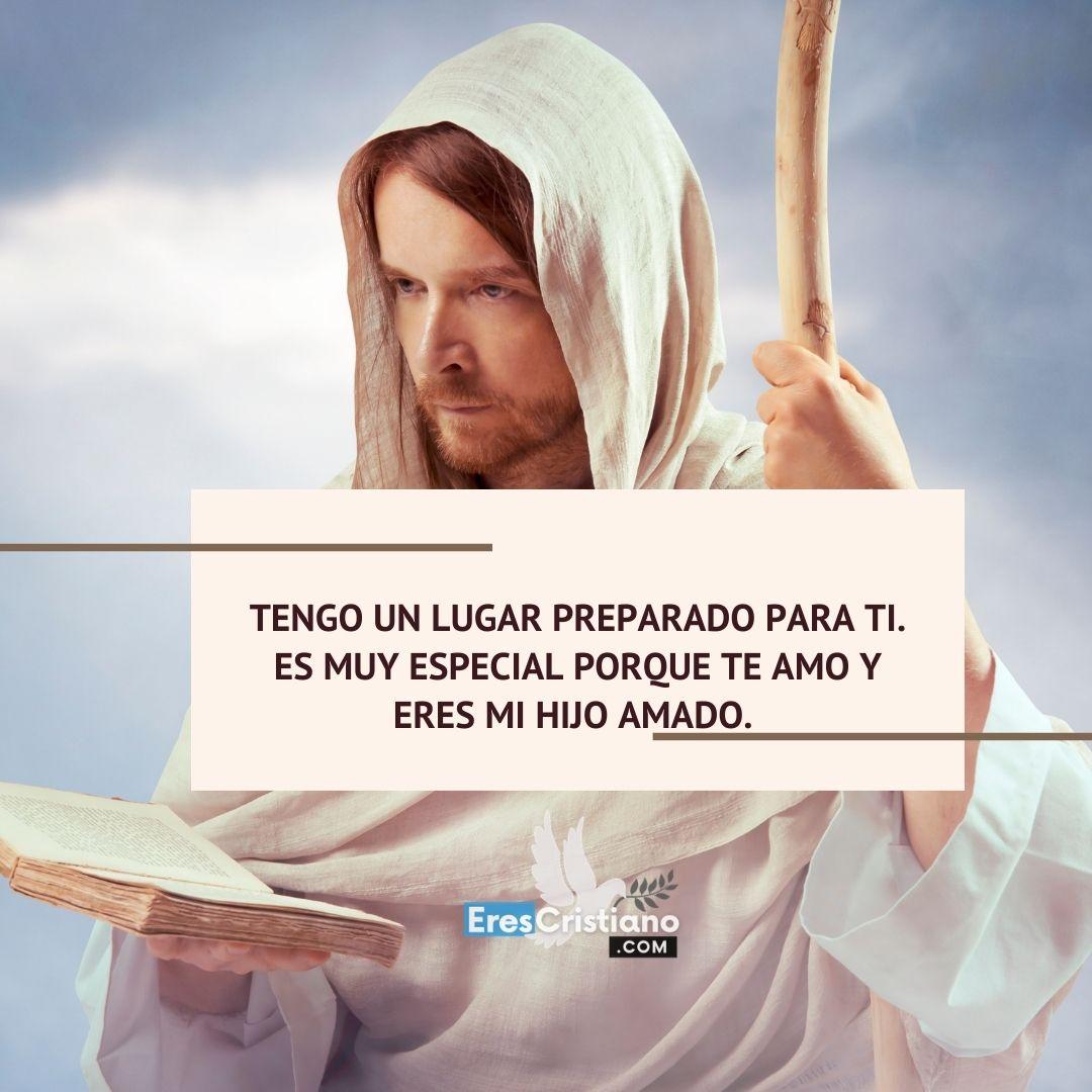 imagenes de jesus con frases de reflexion de aliento