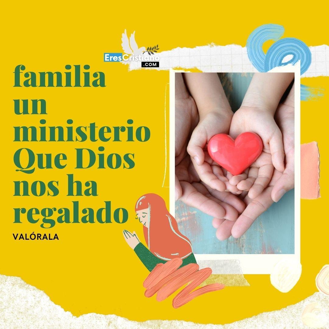 imagenes de familias cristianas unidas