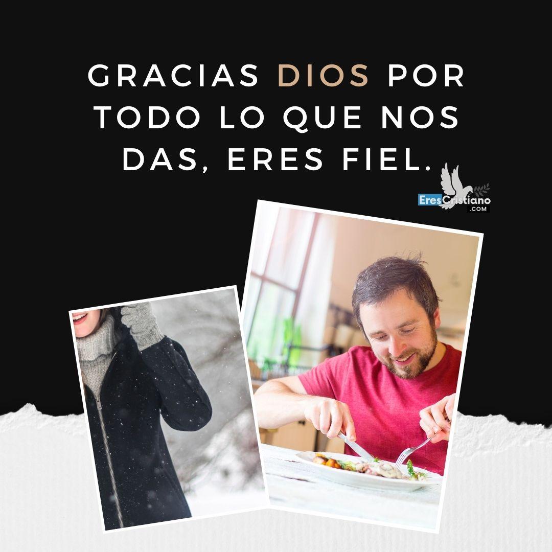 imagenes de agradecimiento a dios buenos dias