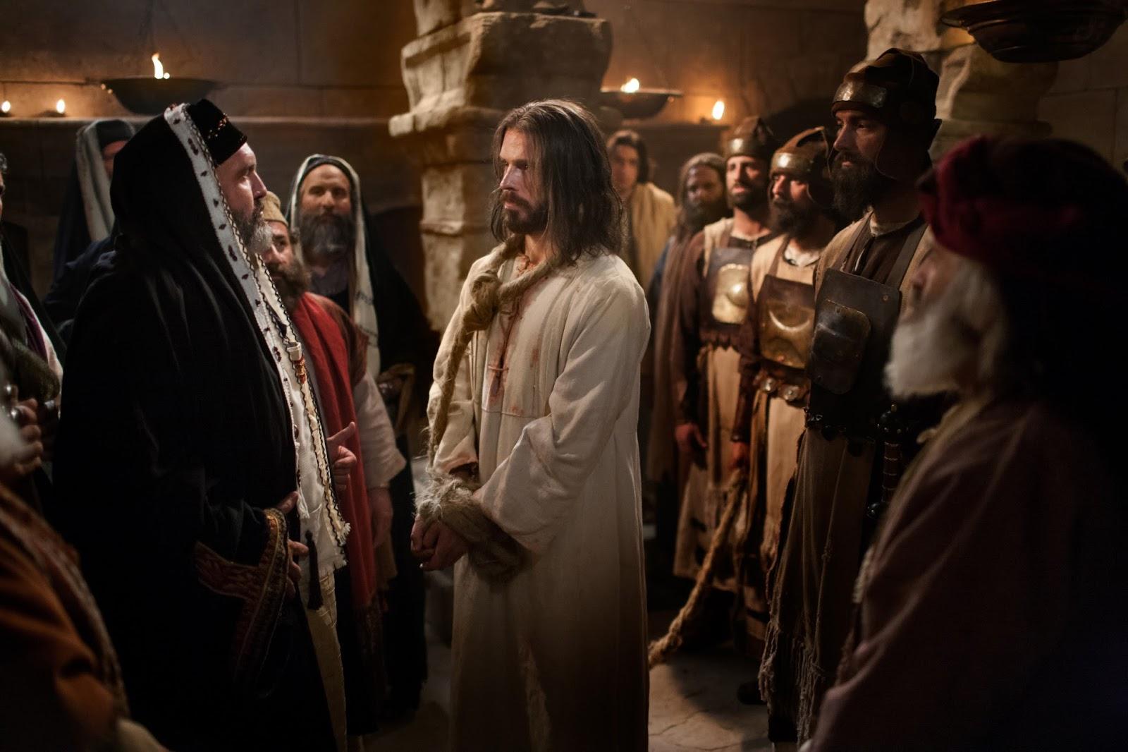 Traición y arresto de Cristo