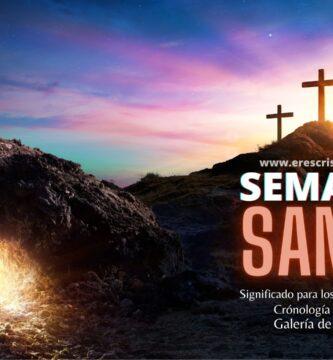 Imágenes cristianas de Semana Santa