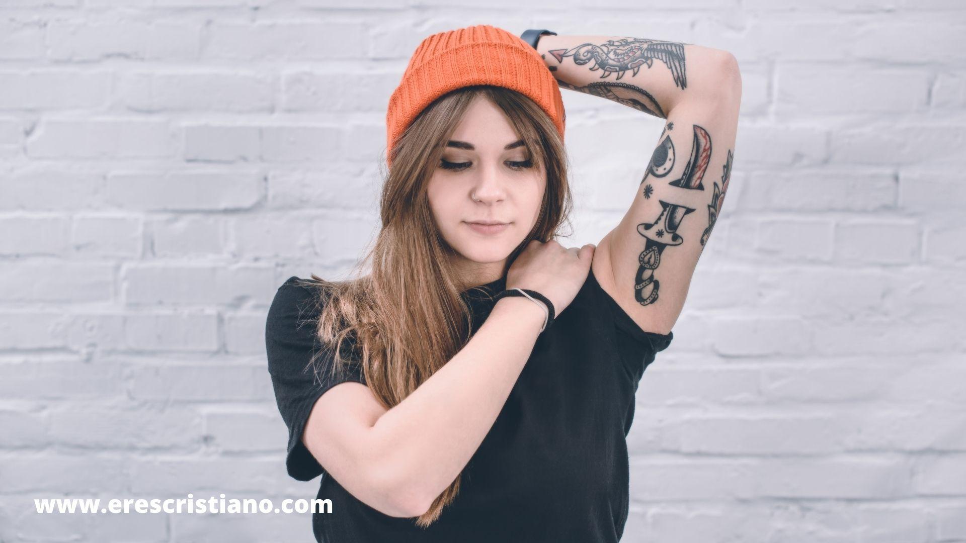 tatuarse no es pecado