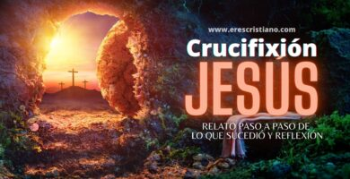 Sucesos Crucifixión de Jesús