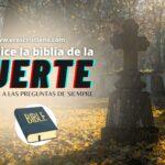 muerte qué dice la biblia